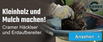 Cramer Häcksler und Erdaufbereiter