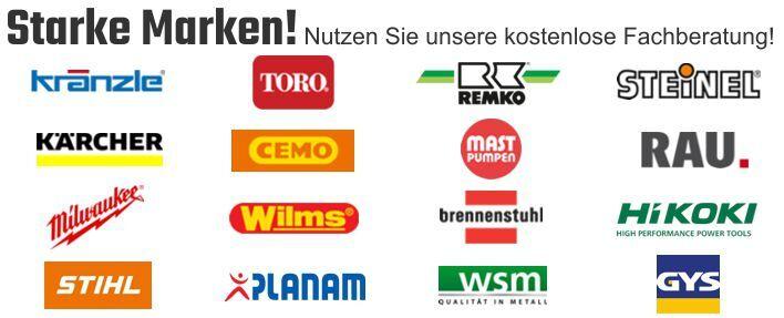 Top Marken bei J-Kesselshop.de