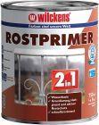Wilckens Rostprimer 2in1 750 ml, rotbraun