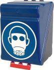 Gebra Aufbewahrungsbox SECU Maxi für schweren Atemschutz