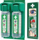 Cederrroth  Wandhalter für 2x500 ml Augenspülflasche