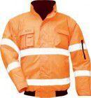 Safestyle Warnpilotenjacke Tom, Gr. S, orange