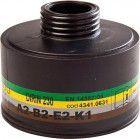 Ekastu Safety Mehrbereichsfilter DIRIN 230, ABE2, K1