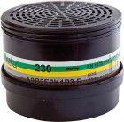 Ekastu Safety Filter 230A2B2E2K1P3R D f.Polimask 230 (Pck.a1St)
