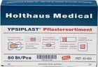 Holthaus Medical Pflastersortiment 40400, 50-teilig
