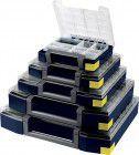 Raaco Sortimentskoffer Boxxser 55 5x5-0 leer