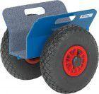 FETRA Plattenroller Transportwagen 4156 250kg, Luft