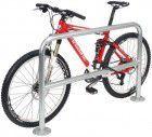 Wsm Fahrradständer Fahrrad Anlehnbügel 9200, L1000mm,vzk.,z.Aufd