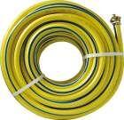 Tricoflex Wasserschlauch Irriflex PVC, gelb 3/4 Zoll mit Kupplung 25m