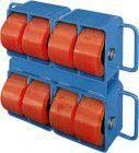 Schwerlast Transportroller 12 TonnenAS120-P -40,0x34,5x14,5cm