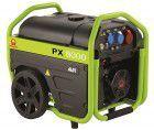 Stromerzeuger Benzin PX 8000 T Drehstrom