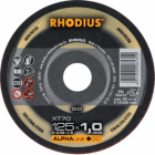 Rhodius Trennscheibe XT70 125 x 1,0mm ger.