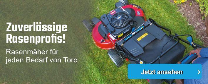 Toro Rasenmäher